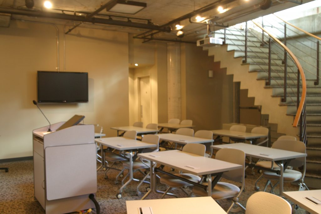 Grad room